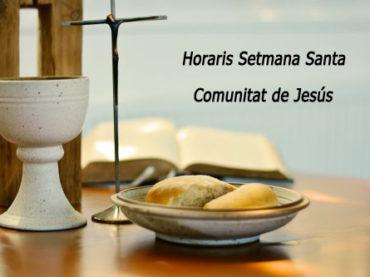 Celebracions de Setmana Santa
