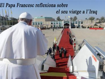 Viatge del Papa a l´Iraq